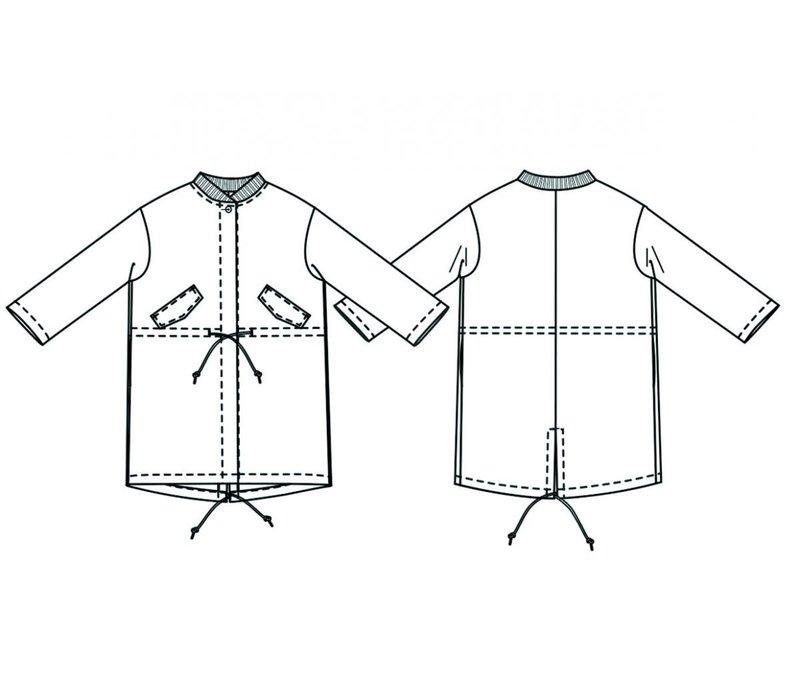 The TN31 Parka Pattern