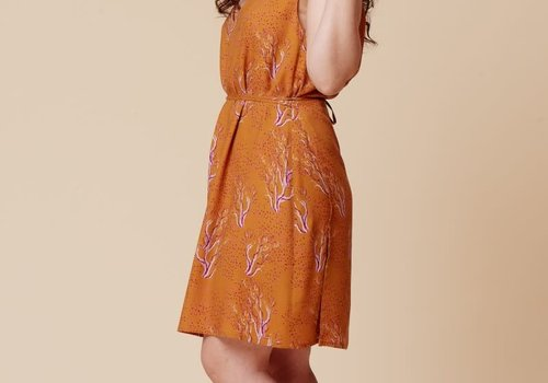 Deer & Doe Pattern Pensée dress // top