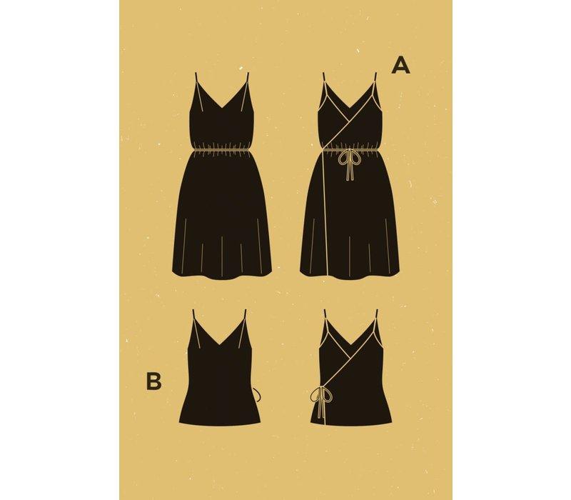 Pattern Pensée dress // top
