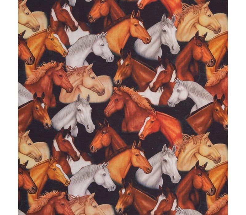 Fine cotton Horses