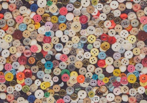 De Stoffenkamer Canvas Buttons