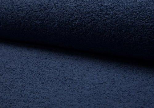 De Stoffenkamer Badstof Denim blue