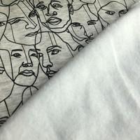 Sweater Heads grey melange
