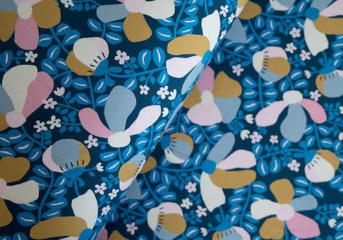 Hello Heidi BIO Tricot Ticino bouquet blue