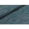Megan Blue Fabrics Stripes Denim Blue // white