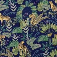 Canvas Jungle life