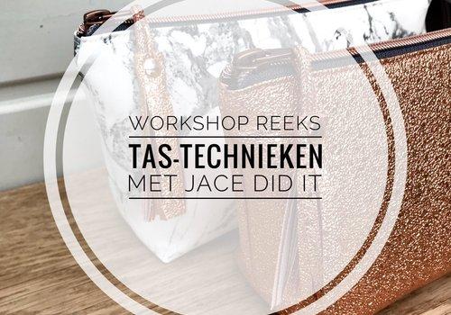 VOLZET! Workshop Tastechnieken met Jacedidit