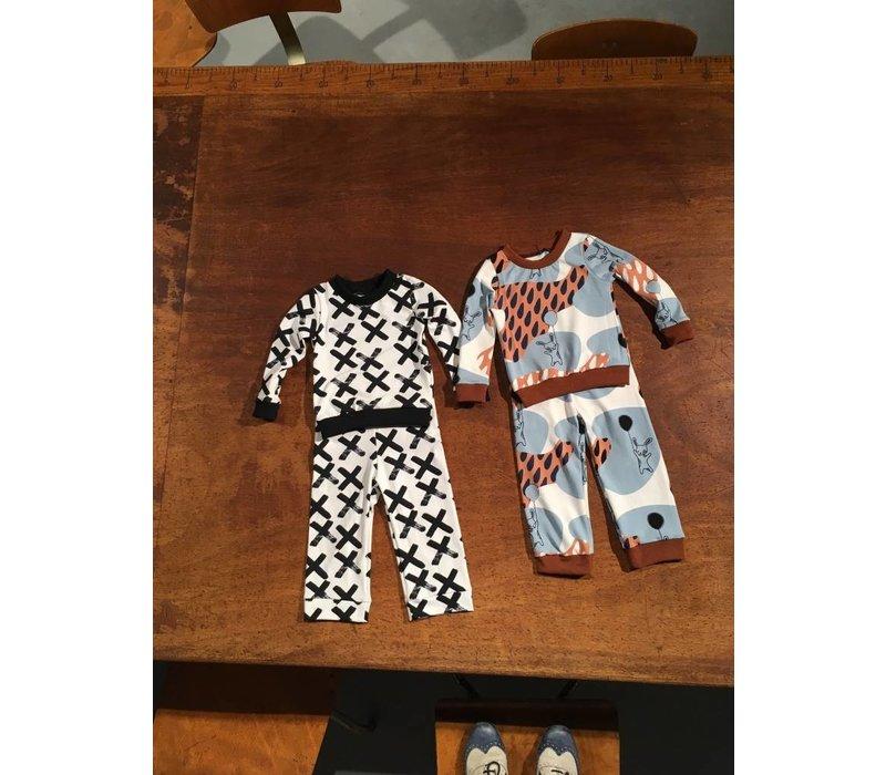 Workshop Wolf Pyjama onder de kerstboom 26/11