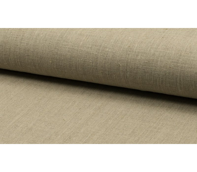 Heavy Linen Beige
