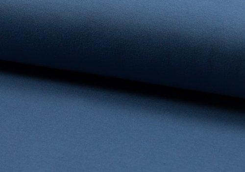De Stoffenkamer Boordstof 75cm nightblue