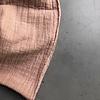 De Stoffenkamer Linen double gauze Soft Pink