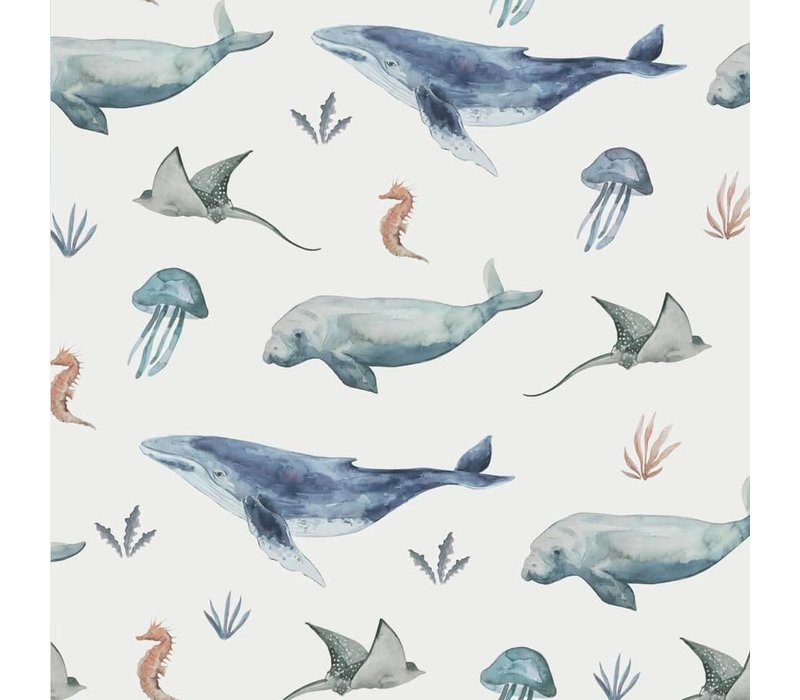 Tricot Deep Sea Life