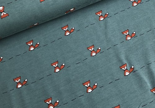 Froy & Dind Tricot Froy & Dind Foxes