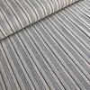 Cotton-Viscose mix ecru pastel stripes
