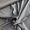Blouse Viscose stripes metallic