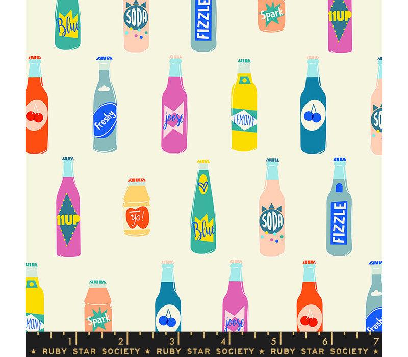 Cotton Ruby Star - pop cream soda
