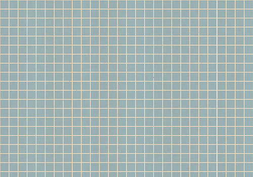 Moda Cotton Ruby Star - grid light blue