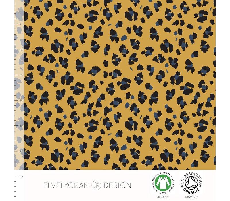 Tricot Lynx Dots Gold
