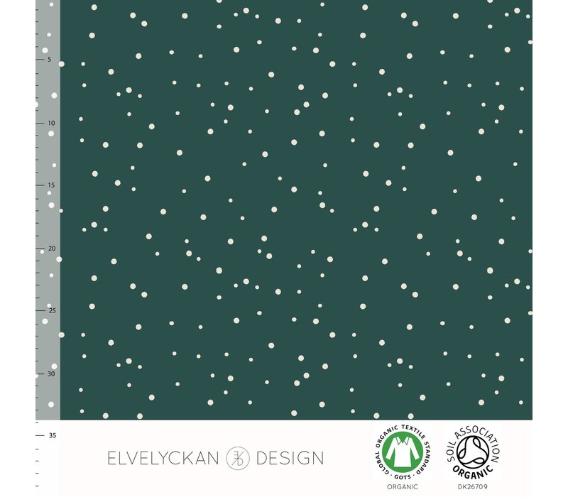 Tricot Spots Evergreen
