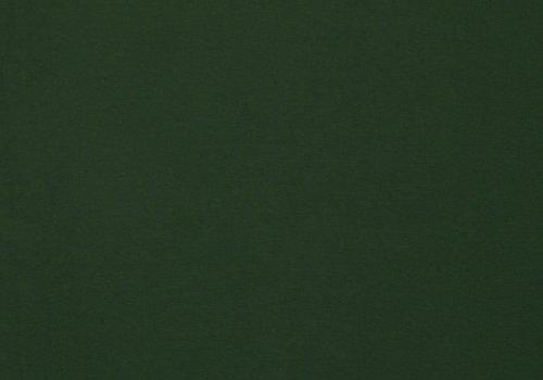 De Stoffenkamer Effen tricot Dark Green