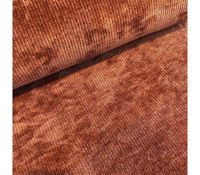 Stina Sweater chenille Roest LMV '19