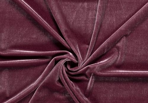 De Stoffenkamer Fluweel Velvet Roze