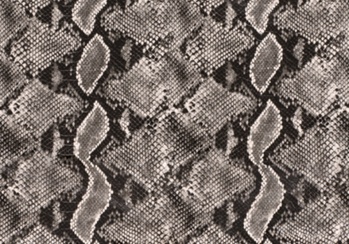 De Stoffenkamer Faux-Leather Snake