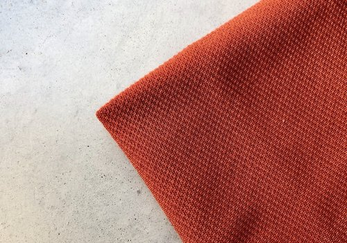 Structuur Tricot Roest