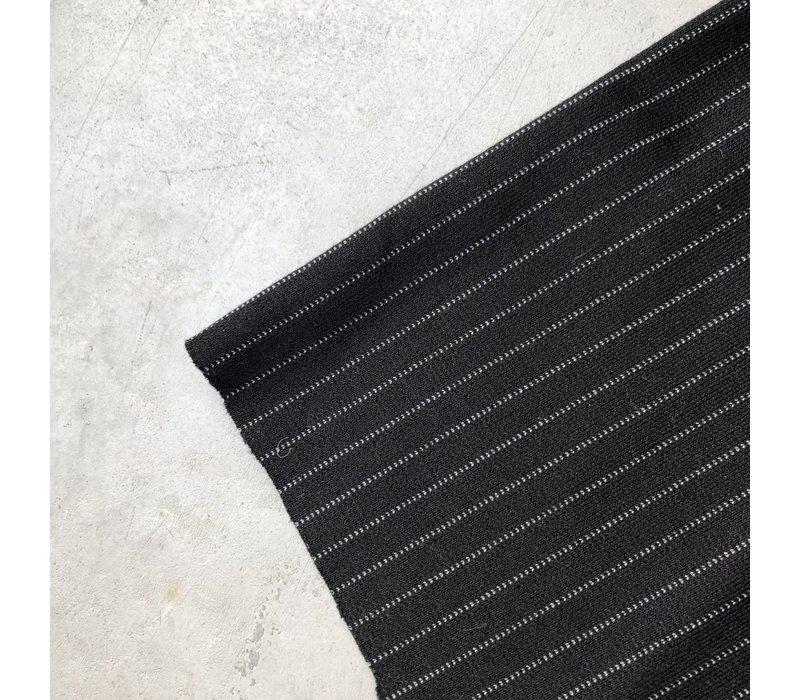 Extra dik tricot - Punta black costume