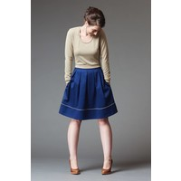 Pattern Chardon Skirt