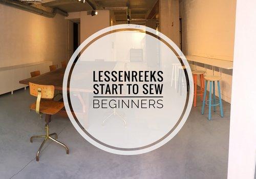 Workshop Start To Sew December