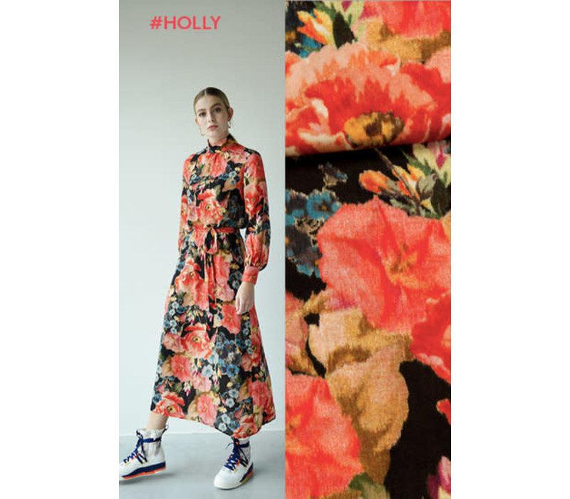 Fibremood Holly Jurk Viscose