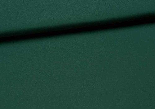 De Stoffenkamer Fibremood Faye Jurk Stretch katoen Intens groen