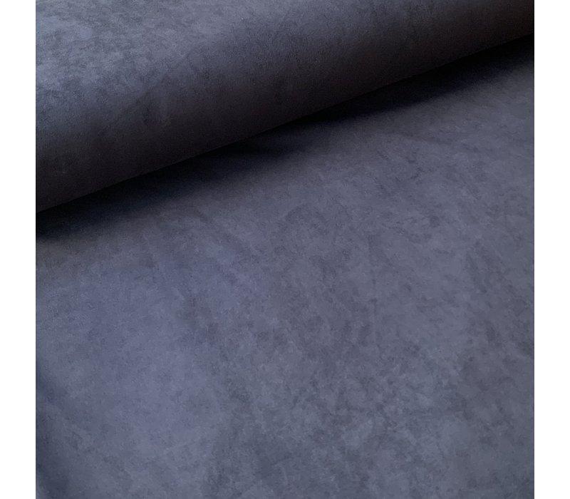 Scuba Suede dark blue