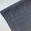 De Stoffenkamer Punta dark blue checks