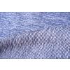 De Stoffenkamer Ribbed Sweater Plisse Denim Blue