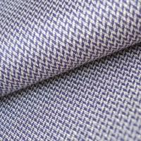 Jacquard Tricot  Metallic Blue