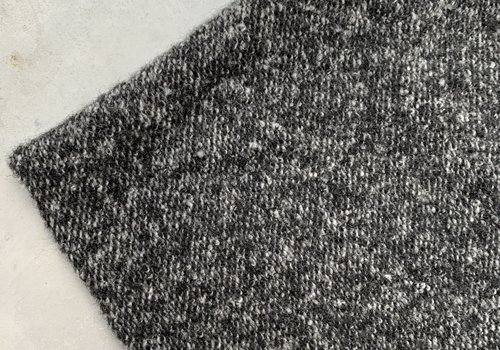 De Stoffenkamer Soft Wool Sweater Mix Dark