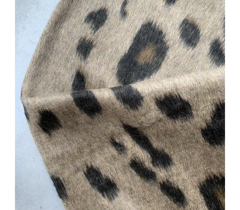 Wol mix Furry Leopard