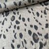 De Stoffenkamer Wol mix Furry Leopard