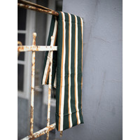 Viscose Twill - Line Flow Green