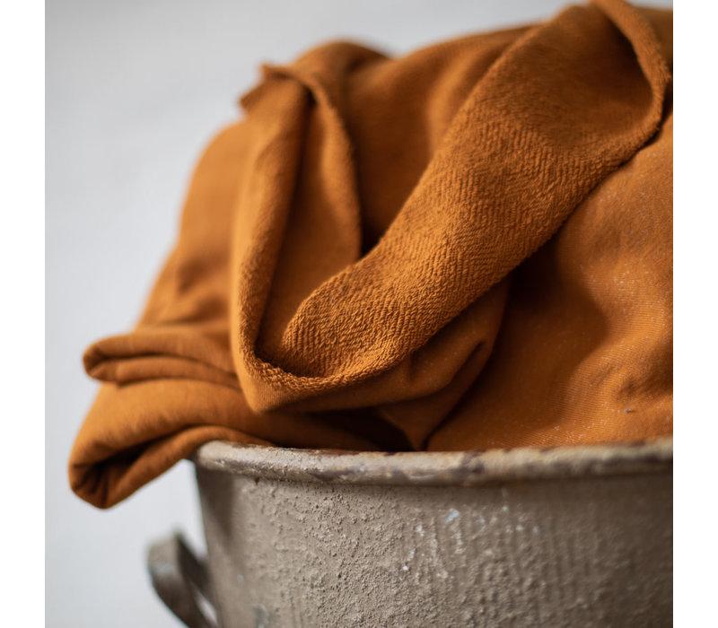 Organic Nep Sweat - Gold Curry 180cm breed