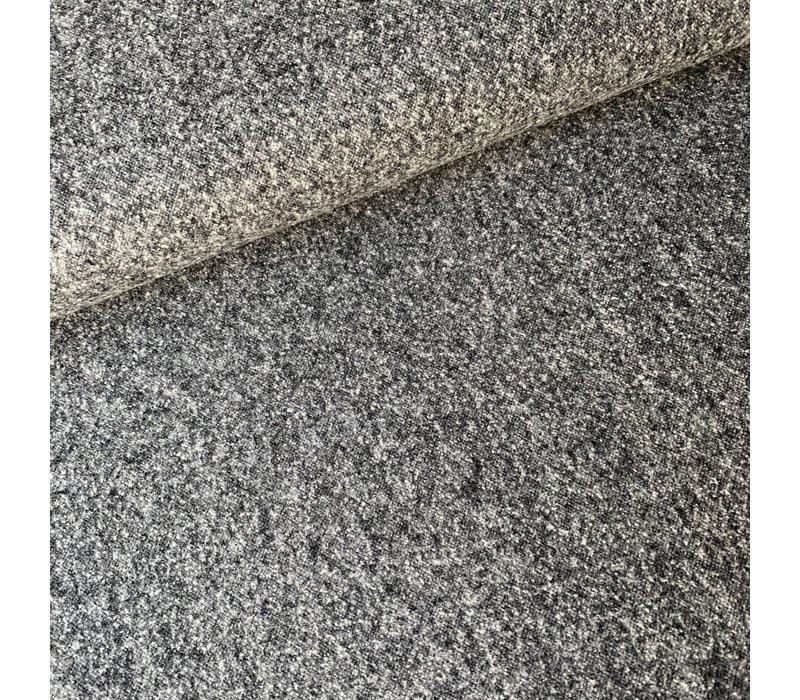 Wol Mix Tweed light grey