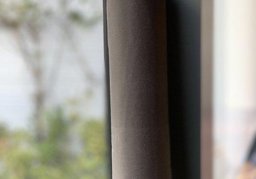 De Stoffenkamer WET Oilskin Grey