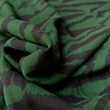 Blouse Viscose Greenish Zebra