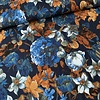 De Stoffenkamer Viscose Tricot Fall flowers