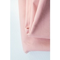 Canvas Washed Cotton Twill - Rose