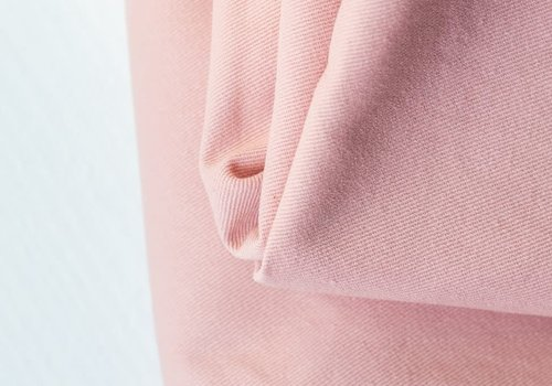 MeterMeter Canvas Washed Cotton Twill - Rose
