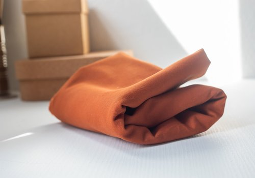 MeterMeter Canvas Washed Cotton Twill - Rust