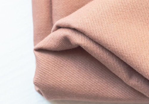 MeterMeter Canvas Washed Cotton Twill - Dusty Rose